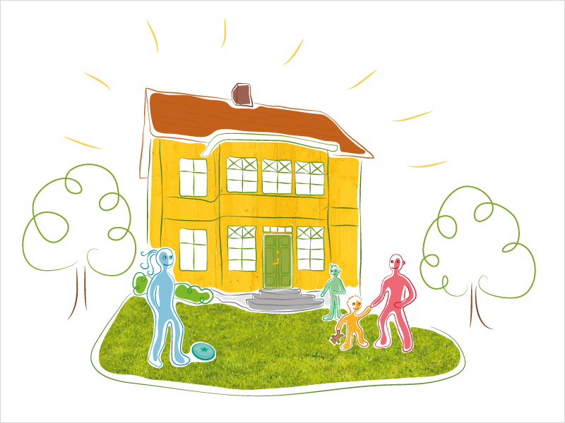 illustration Swedbank