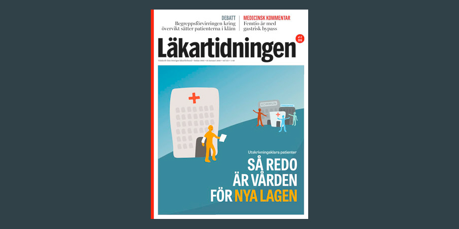 illustration Läkartidningen